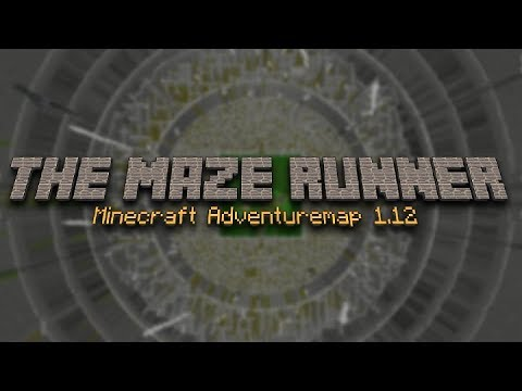 Maze Runner Map The Maze Runner 1.12.1 | Adventuremap Minecraft Project