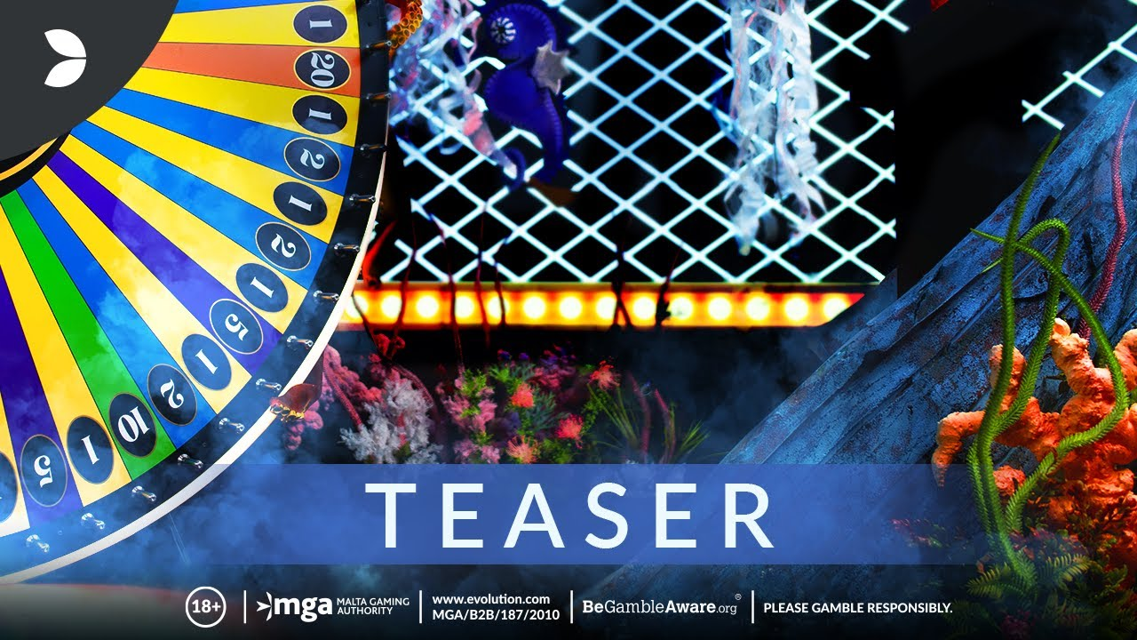 Dream Catcher Underwater Halloween Promotion – Teaser | Evolution