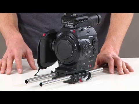 Wooden Camera Canon C300 Unified Accessory Kits