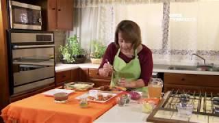 Tu cocina - Brocheta de camarones al achiote