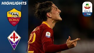 Roma 2-2 Fiorentina | Roma Fight Back TWICE But Can Only Draw! | Serie A