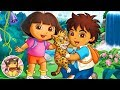 Dora And Diego 30 Exercise Games In Nickelodeon Fit hd