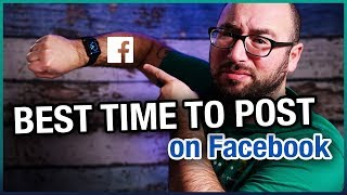 Best Time To Post On Facebook For Maximum Exposure
