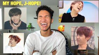 BTS  J Hope's Habits (reaction!)