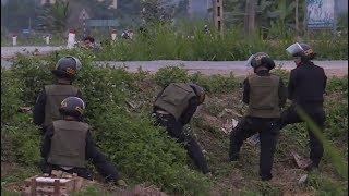 Video : Toàn cảnh vụ vây bắt nhóm đối tượng vận chuyển m@ túy dùng lựu đạn cố thủ trong xe ở Hà Tĩnh