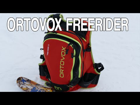 Review Ortovox Freerider 26L. Mochila freeride.