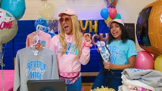 WE OPENED A SCHOOL STORE! *So Cute!*