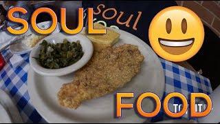 Poutine On A Soul Food Menu?