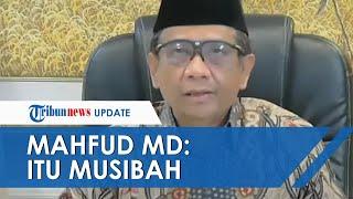 Gelar Silaturahmi Virtual, Banyak Kritikan Terkait Korupsi Bantuan Sosial, Mahfud MD: Itu Musibah