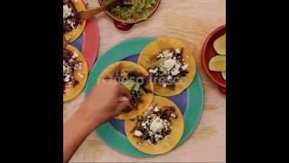 Beef Chalupas   Hispanic Kitchen