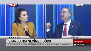 Selim Kotil, Derya Demir |  Yerel Yaşam (23 Şubat 2019)