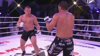 Александр Шлеменко vs Энтони Руис Чемпионат России