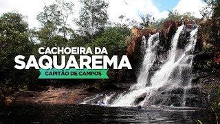 Conheça o Piauí: Cachoeira da Saquarema