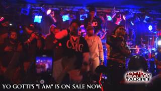"Yo Gotti, Young Jeezy, YG & Rich Homie Quan Perform ""Act Right"" & ""My Nigga"""