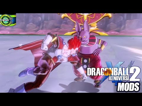 New No Legs moveset for cac (Brawlers Moveset) | by Dexio | Dragon Ball  Xenoverse 2 Mods Showcase - D L C  Arcky