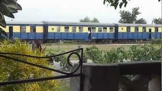 preview picture of video 'Tren de Antilla después de 7 años de ausencia.'