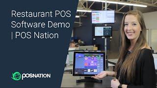 Restaurant POS Software Demo   POS Nation