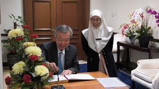 Japan keen to share expertise in disaster management with Malaysia