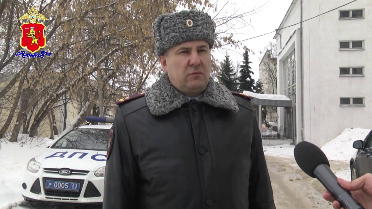 Официальный комментарий УМВД по Владимирской области