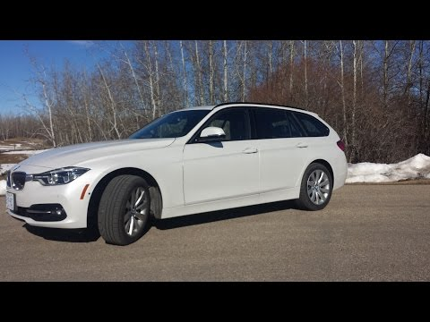 2016 BMW 328i Touring review from Family Wheels
