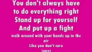 Avril Lavigne- Freak Out Lyrics