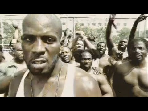 DMX - Where The Hood At? (Dirty) (Official Video) HQ