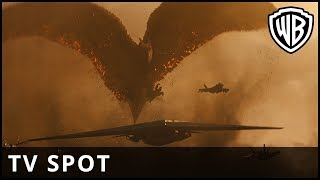 """VIDEO: GODZILLA: KING OF THE MONSTERS – """"Monsters"""" TV Spot"""