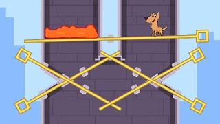 Puppy Rescue: Puzzle Game - All Levels