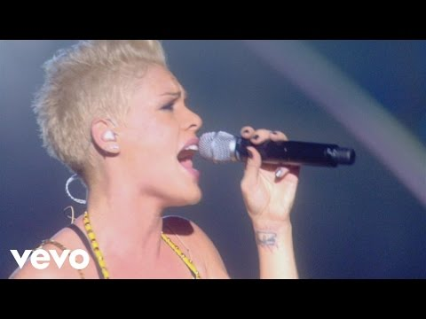 P!nk – Nobody Knows (from Live from Wembley Arena, London, England)
