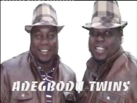 Adegbodu Twins Live Ministration at CMCM