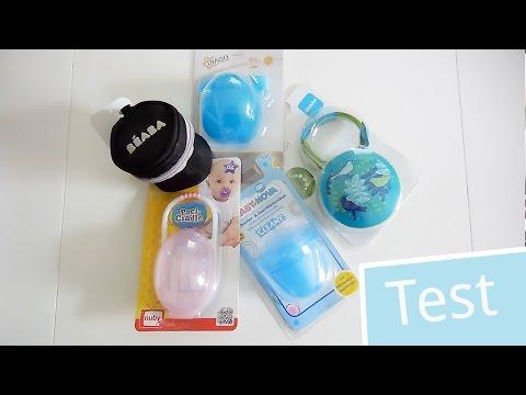 Schnullertaschen im Test | Babyartikel.de