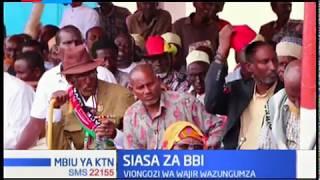 Viongozi kaunti ya Wajir waaunga mkono BBI wakisema italeta usawa wa ugavi wa rasilimali