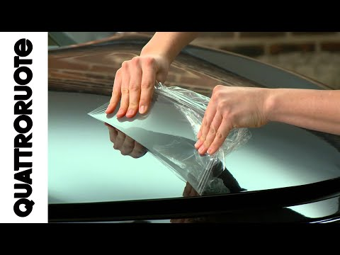 Pellicola proteggi carrozzeria: funziona?