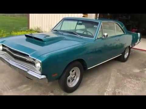 1969 Dodge Dart GTS   Showdown Auto Sales - Drive Your Dream