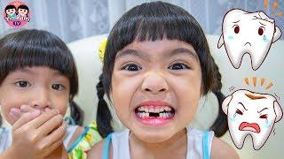 หนูยิ้มหนูแย้ม | ถอนฟัน Kid Tooth Extraction