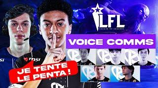 LFL : Voice Comms de la Karmine Corp en semaine 5