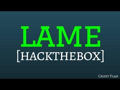 Lame - Video Walkthrough — Hack The Box :: Forums