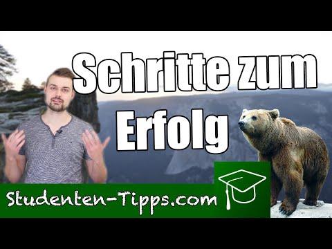 Mein Handbuch für Erfolg im Studium - Die Bärenstrategie von Lothar Seiwert! StudentenTipps