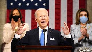 video: Joe Biden signals return to Big Government as he presents $4 trillion spending package