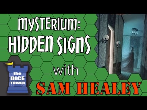 Mysterium: Hidden Signs Review - with Sam Healey