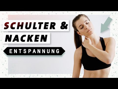 Yoga gegen Verspannungen im Schulter Nacken Bereich | Effektive Übungen