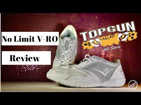 Cheerleading Shoes : NO LIMIT CHEER SHOES #topgunallstars