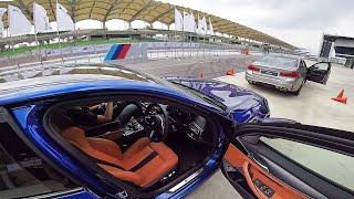 BMW M5 F90 Time Attack |  Sepang Circuit
