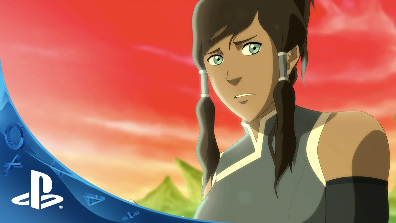 The Legend of Korra: Inside Elemental Combat