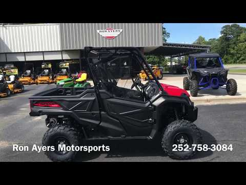 2020 Honda Pioneer 1000 in Greenville, North Carolina - Video 1
