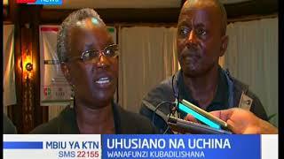 Wakulima wa mahindi kutoka maeneo ya South Rift wafanya maandamano-Mbiu ya KTN
