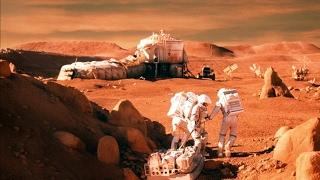 Документальный спецпроект. Переселяемся на Марс