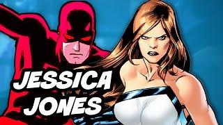 Jessica Jones Marvel Netflix Series Explained