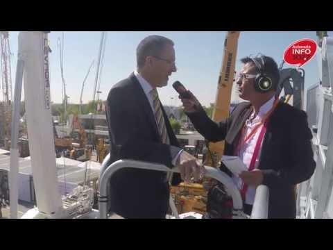 Interview Marc Singer Directeur Général Liebherr Malaxage