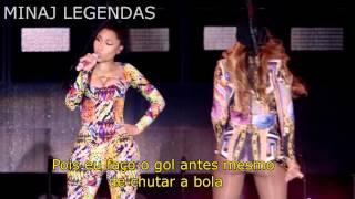 Beyonce ft. Nicki Minaj Flawess ( LIVE PARIS ) Legendado PT/BR